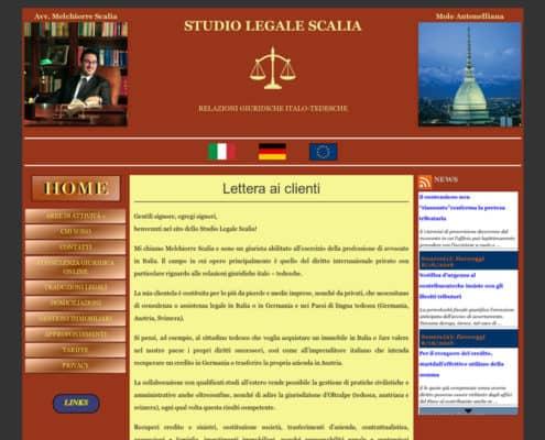 Avvocato Web Torino