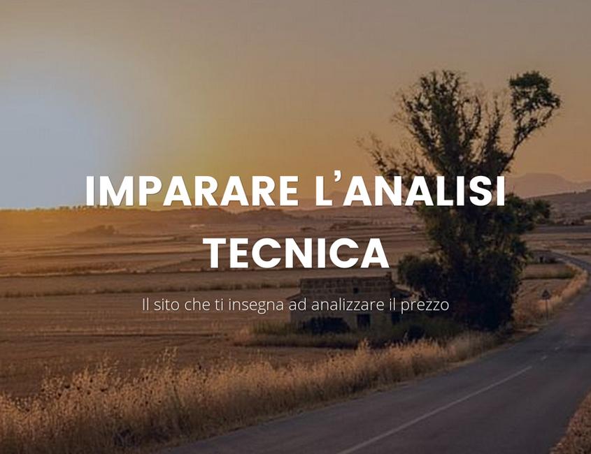 Trading Tecnico Sito Wordpress